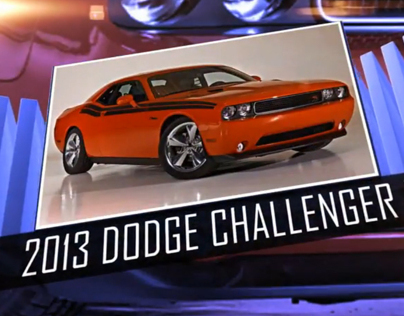VIDEO (2013 Dodge Challenger)