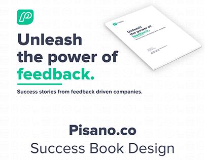 Pisano.co Success Book Print