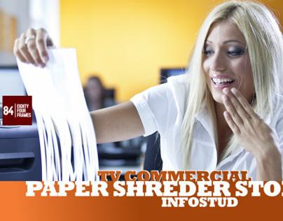 TVC PAPER SHREDER