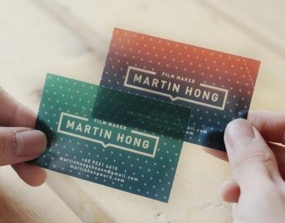 Film Maker | Namecard