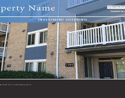 Real Estate Investment Offering
