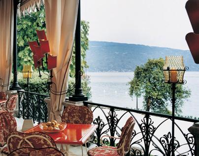 Grand Hotel Villa Feltrinelli, Lago di Garda, Italy