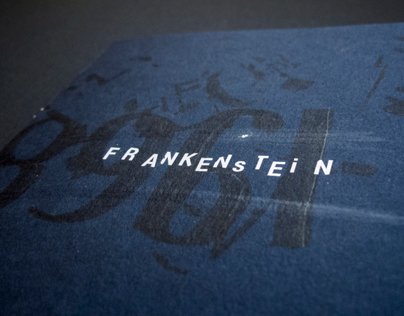 Frankenstein: A story without words