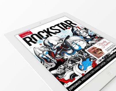 ROCKSTAR: Una App para los amantes de las caricaturas.