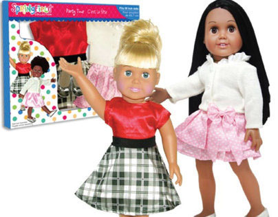 Doll Clothing & Accessories Sold in Stores