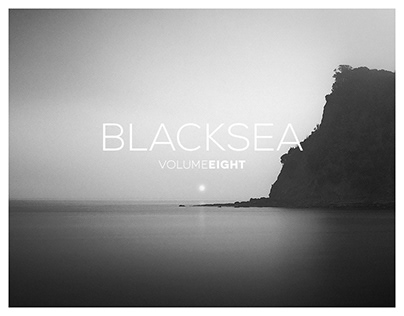 Blacksea Volume Eight: Monochrome Seascapes
