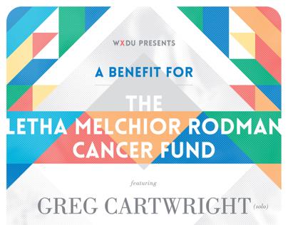 Melchior Rodman Cancer Benefit