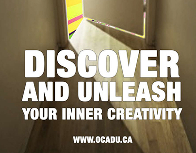 OCADU Recruitment Poster