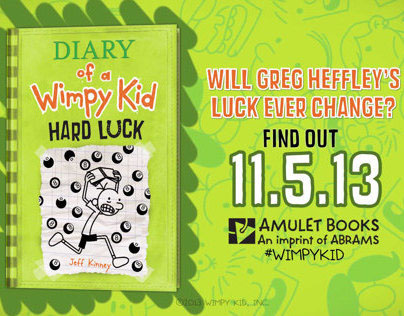 Diary of a Wimpy Kid: Hard Luck 10 second spot