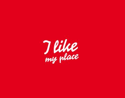 I like my place