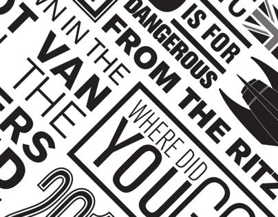 Arctic Monkeys - Poster