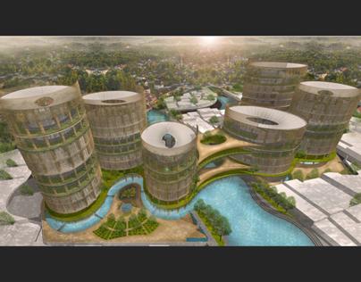 Urban Warming Up! ( Water & Farming )