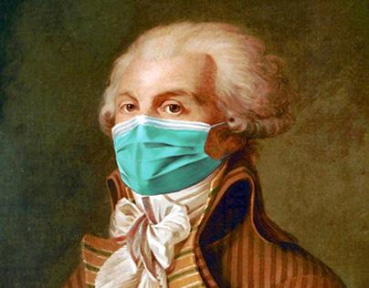Robespierre au masque