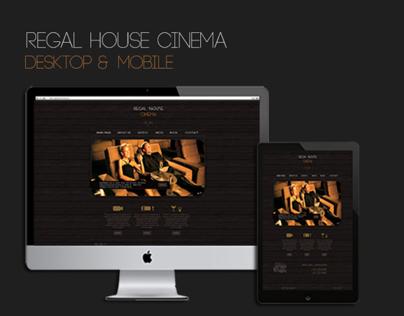Regal House Cinema