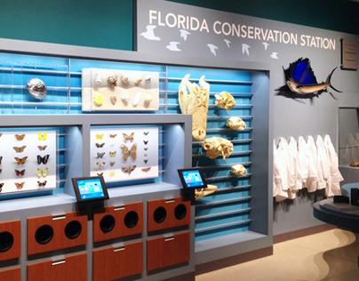 South Florida Science Center and Aquarium – Installed