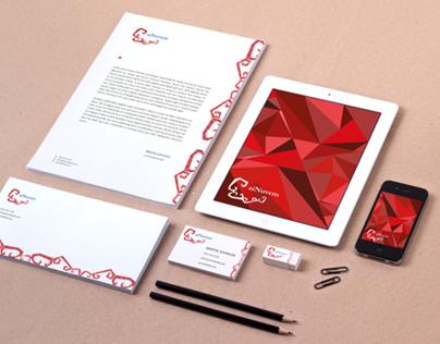 Branding Imaginary Company - AiNuvem
