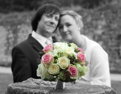 Hochzeit in einer Traumfabrik