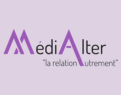 Médialter Logo