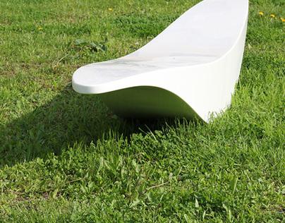 Ladia Swing-Sofa for Karat and Samsung