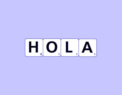 Hello! / ¡Hola!