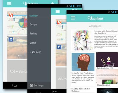 app design for study