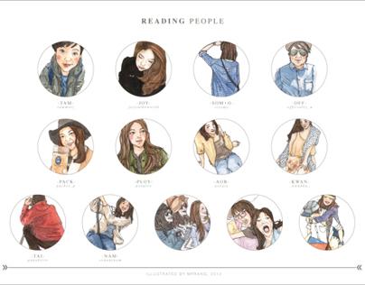 Illustrated People - UK