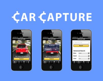 CarCapture App