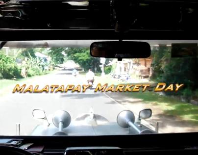 Malatapay Market Day