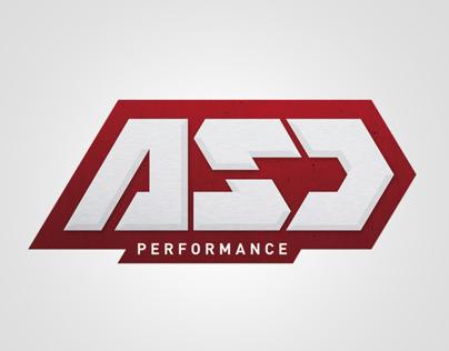 ASD Engine tuning logo design