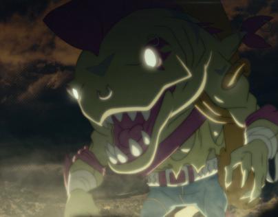 Mutant Mondays - Anime