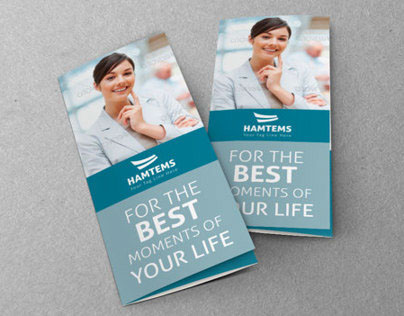 Hamtems Tri-Fold Brochure