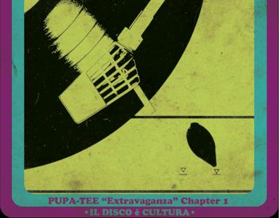 PUPA-TEE EXTRAVAGANZA CHAPTER 1 [Artwork]