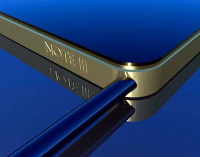 Galaxy Note III concept