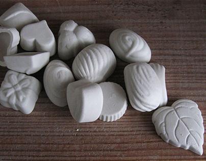 chocolate from ceramic