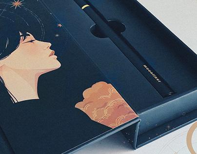 RUNA Beauty - Moonliner PR Packaging
