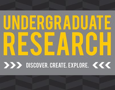 UCF Undergraduate Research Banner