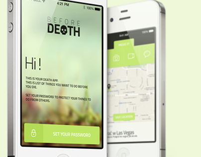 Before Death APP