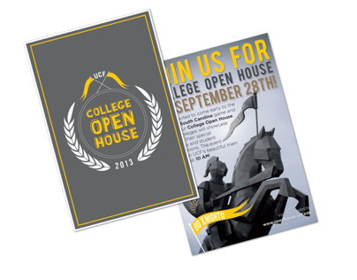 UCF College Open House
