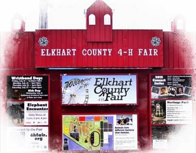 Elkhart County 4-H Fair: 2013 A Fair to Remember!