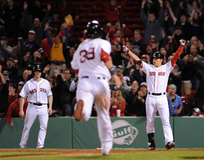 Red Sox: May 2013