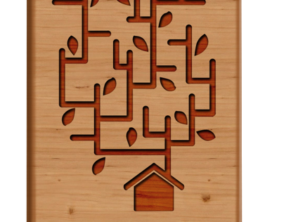 iphone Case Design for Timber Company
