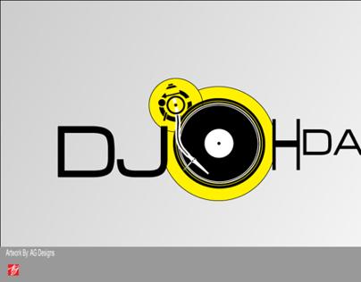 DJ Oh Damn Logo