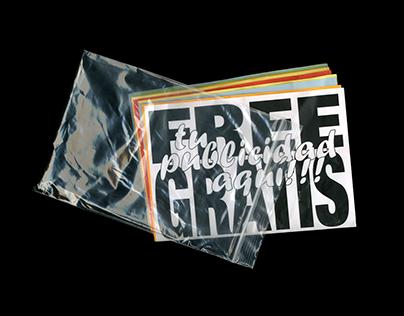 #FREEGRATIS — Fanzine