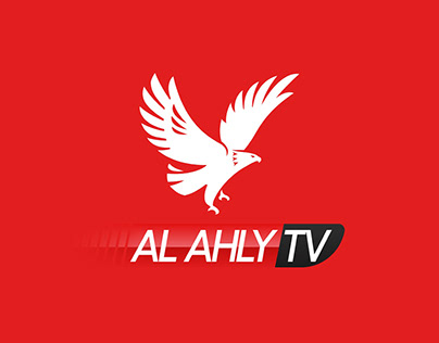 Random Work l Al Ahly T.V Graphics 2019