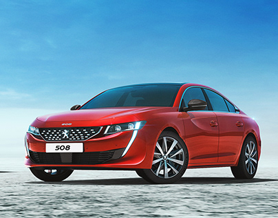 Peugeot 508 | Science & Sunshine DUBAI