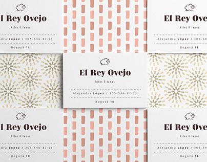El Rey Ovejo / Branding