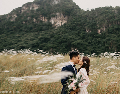 DaNang-VietNam | The prewedding of Anh & Trang