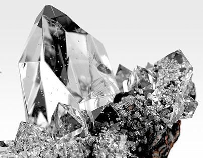 Mineral Studies | Cinema 4D