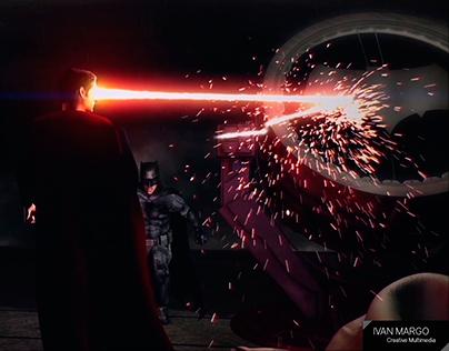 Batman v Superman VFX 3D/2D