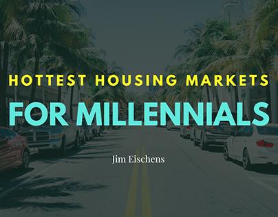 Hottest Housing Markets For Millennials